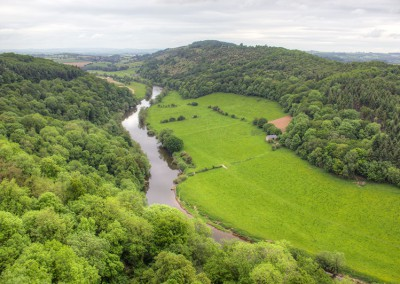 View from Symonds Yat
